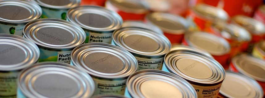 Food Pantry Brings Family Together