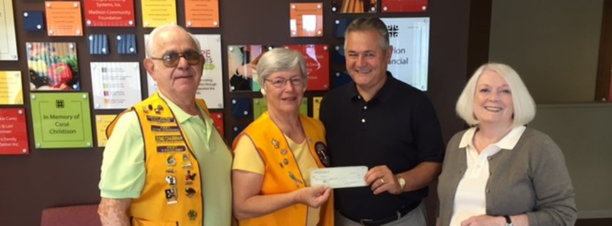 Cross Plains Lions Club organizes community to make a difference