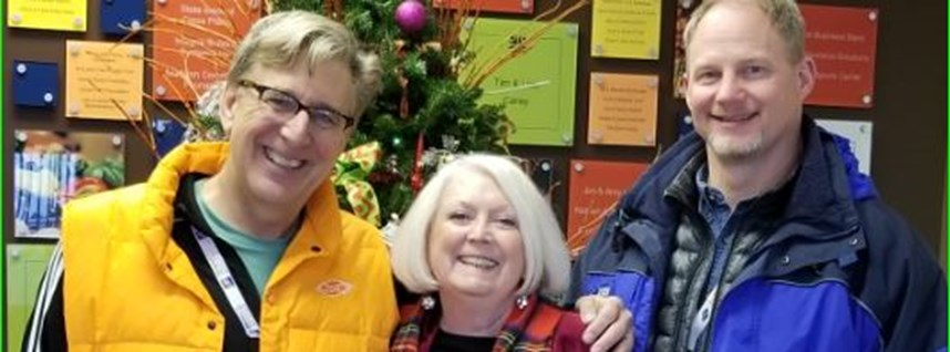 TDS Employee Honors MOM as He Retires