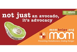 Not just an avocado, it's advocacy