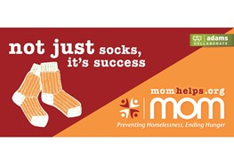 Not just socks, it's success