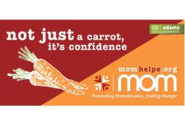Not just a carrot, it's confidence